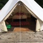 Tinkerbell tent