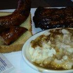 BBQ & Brisket Sausage Combo