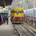 Chhatrapati Shivaji Terminus Foto