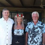 A honour to have Cook Islands Prime Minister & New Zealand Prime Minister for a special breakfas