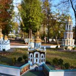 Photo of Kyiv in Miniature Museum