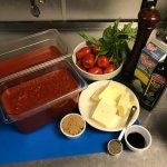 Time to make our Tomato Basil Soup