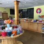 Sweets and Ices has 16 flavors of rich gourmet ice cream, 30 flavors of authentic Italian Ice, c
