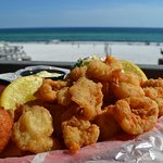 Fried Shrimp and Fish