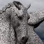 Photo de The Kelpies & The Helix