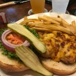 Kirkwood Station Brewing Company - Grilled chicken bacon cheddar melt