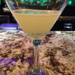 This is the best Lemon Drop martini on the planet.