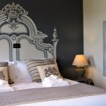 The 'Manoir' bedroom at MAISON - our sister property.