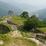 Photo of Takeda Castle Ruins