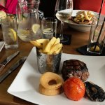 wonderful fillet steak