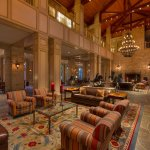 Walk into our inviting lobby with Texas-sized fireplaces on either side.