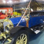 Let's take a road trip in this 1912 Hudson!
