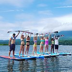 Livit Water's fun SUP tours
