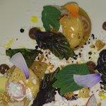 Salt baked beetroots