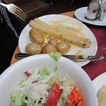 asparagus special
