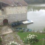 Bilde fra Moulin de Rigoulieres