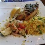 grouper platter