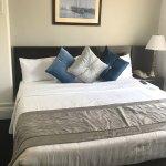 Bed in our room - Standard Queen