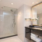 Boardwalk Suite's Large spacious bathroom