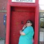 British Phone Box - sort of!