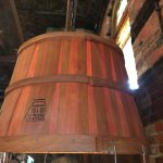 cool Apple crate lamp shades