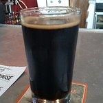 great tasting Wookie Kisses dark beer