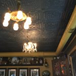 Antique ceiling