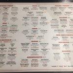 """La carta y oferta de """"Ronda"""" en Mr Shao - Jockey Plaza"""