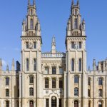 Hawksmore Towers, All Souls College, Oxford (2014)