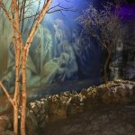 More of the Trail of Tears Mural