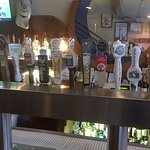 Blue Moon Bar & Grill - Madison, Wisconsin - Beers on tap