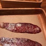 dehydrated salami - delicious