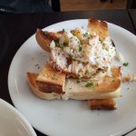 crab meat sandwiches