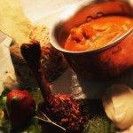 Buttered Chicken Curry,Chicken Lollipop