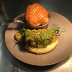 Loin Of Cod,Chorizo & Mussel Pie