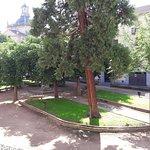 Hotel Conde Rodrigo y Plaza San Salvador