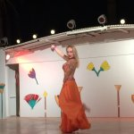 The Novotel Sharm el Sheikh private beach and entertaining program evenings! Great! I am a retur