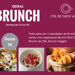 E porque o Brunch ao Domingo é no Palácio do Egipto em Oeiras