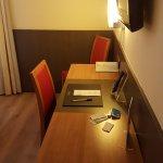 Mobiliario de la habitacion doble