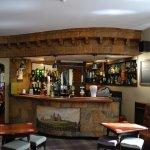 Bar looking towards restaurant
