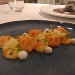 dessert à la carottes
