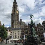 Photo of Grote Markt van Antwerpen