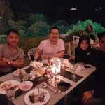 The Restaurant - Padma Hotel