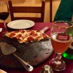 Best pizza pie in Guanajuato!!!