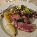 A Tuscan steak just the way I like it.