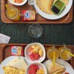 Breakfast for 3