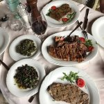 Grilled meat at Fos
