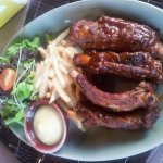 Steak spare ribs