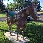 Hoofprint Horse