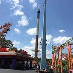 Foto di Six Flags New England